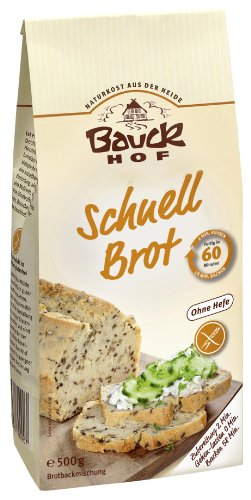 Bauckhof-Schnellbrot