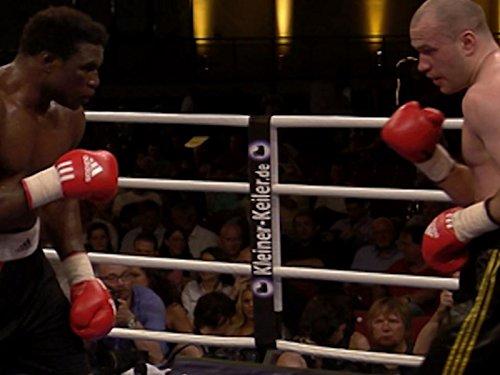 Oleg Platov vs. Gbenga Oluokun