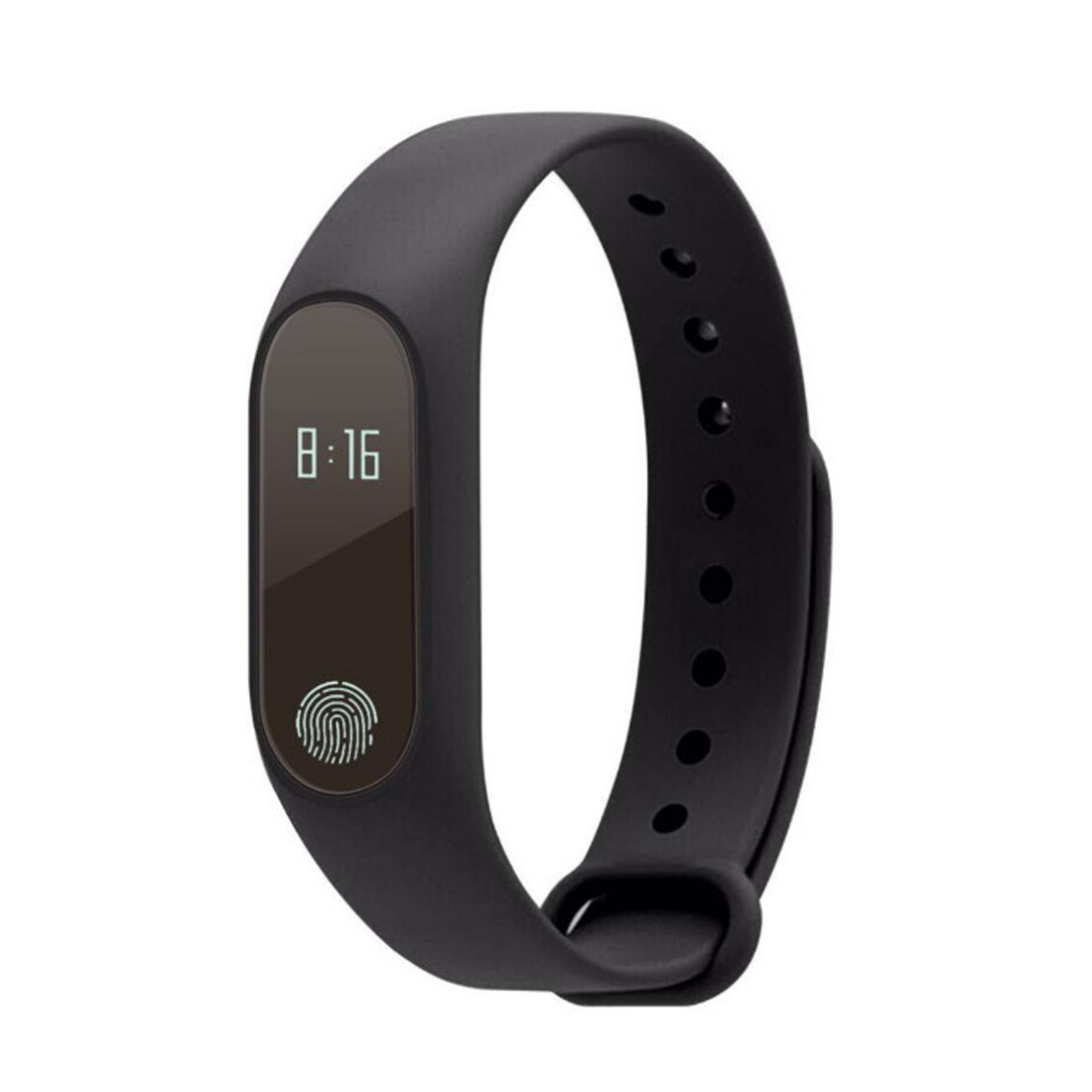 Smart Bracelet Running Sport Fitness WatchPedometerSleep MonitorOLED Touchpad Heart Rate MonitorCalorie CounterWaterproof Touch Screen Bluetooth WatchFor Android IOSFor Business Man Woman Kids