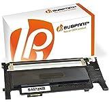 Bubprint Toner kompatibel für Samsung CLP-320 CLP 320 CLP-325 CLP 325 CLT-K4072S/ELS für CLP-320N CLP-325W CLX-3185FN CLX-3185FW CLX-3185W Schwarz