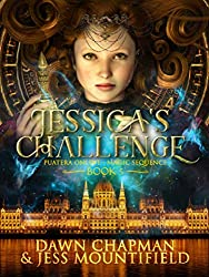 Jessica's Challenge (Puatera Online Book 5)