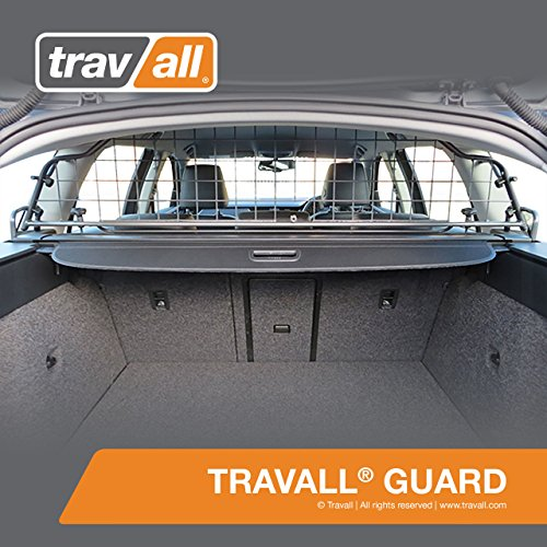 Travall® Guard Hundegitter TDG1471 - Maßgeschneidertes Trenngitter in Original Qualität