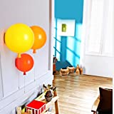 Generic Orange : Novelty Colorful Balloo...