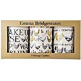 Emma Bridgewater Hen Caddies Box, Multi-Colour, Set of 3
