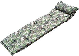 originaltree aufblasbares Bett schlafen Matratze Single selbst aufblasende Luftmatratze für Camping Outdoor