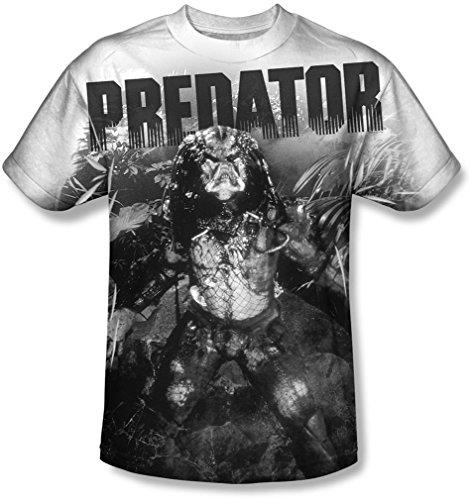 Predator - Herren im Dschungel-T-Shirt, XX-Large, ()