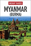 Front cover for the book Insight Guides Burma Myanmar by Insight Guides