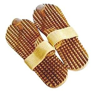 ACS Khadau Wooden Sandal Size 5,6,7,8,9,10