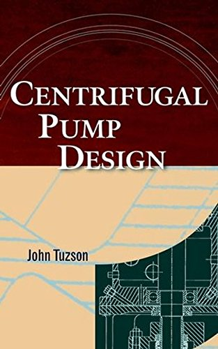 Centrifugal Pump Design (A Wiley-Interscience publication)