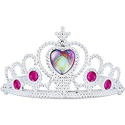 Das beste Unisex Tiara für Abschlussbälle Festzüge Princess Party Krone Geburtstag-Interstellar Himmel