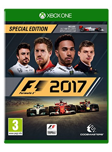 F1 2017 Special Edition - Day-one - Xbox One