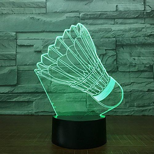 Zoom IMG-1 lampada illusione ottica 3d led