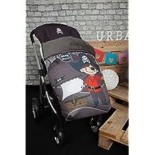 Babyline Barco Pirata - Saco de silla de paseo