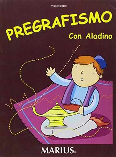 Pregrafismo con Aladino. Per la Scuola materna