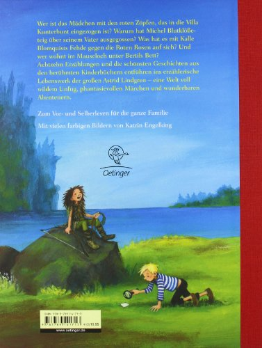 Von Bullerbü bis Lönneberga. Die schönsten Geschichten von Astrid Lindgren: Alle Infos bei Amazon