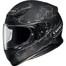 Helm Shoei NXR Ruts TC-5 schwarz/matt, L