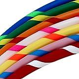 JEWADO Kreative Hula Hoop Reifen für Kinder in versch. Farben