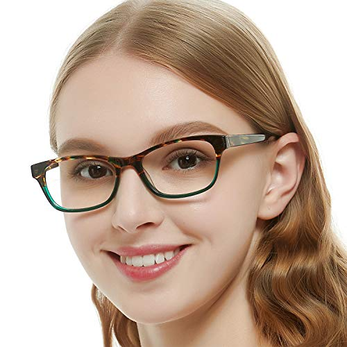 6606291e47 OCCI CHIARI Gafas marco para mujer Gafas sin receta ópticas Montura de  gafas marco de Gafas