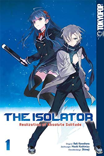 The Isolator - Realization of Absolute Solitude 01