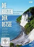 Die Küsten der Ostsee [3 DVDs]
