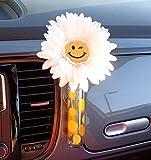 Happy Face Daisy mit Universal Vase