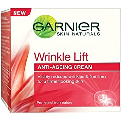 Garnier Skin Naturals Wrinkle Lift Anti-Ageing Cream (40g)