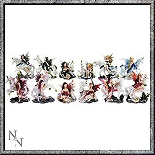 Alator Collectable Fairy - Fairy Glen Replacement Set - 6cm - NEM3971 - New