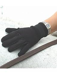 Kitt Neolite Pro neopreno guantes de equitación negro pequeño
