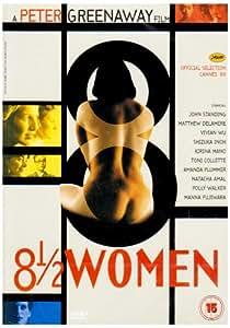 8 1/2 Women [DVD] [1999]