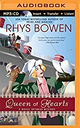 Queen of Hearts (Royal Spyness Mysteries) by Rhys Bowen (2015-04-21)
