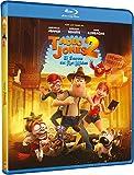 Tadeo Jones 2: El Secreto Del Rey Midas [Blu-ray]