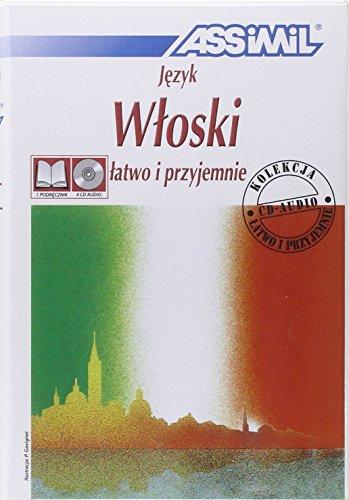 Jezyk Wloski latwo i przyjemnie (1 livre + coffret de 4 CD) (en polonais)