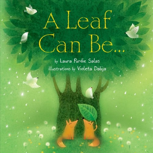 A Leaf Can Be . . . (Can Be . . . Books) (English Edition)