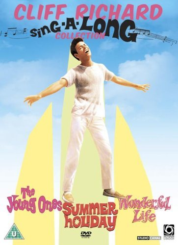 Cliff Richard: Sing-Along Collection (The Young Ones / Summer Holiday / Wonderful Life) [DVD] by Cliff Richard