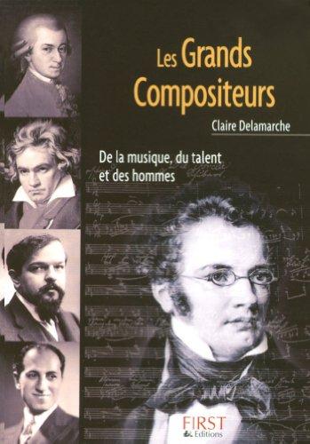 Petit livre de - Les grands compositeurs
