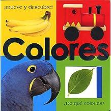Colores (MUEVE Y DESCUBRE)