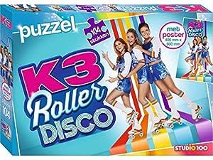 Studio 100 MEK3N0001630 Puzzle Puzzle - Rompecabezas (Puzzle Rompecabezas, Televisión/películas, Niños, Chica, 3 año(s), 10 año(s))