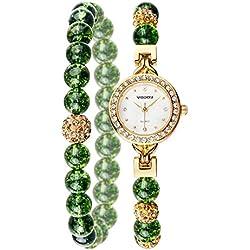 Fashion Bracelet Watch/ simple waterproof watch/Ladies quartz watch-D