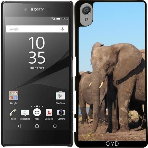 case-for-sony-xperia-x-performance-elephant-africa-exotic-by-wonderfuldreampicture