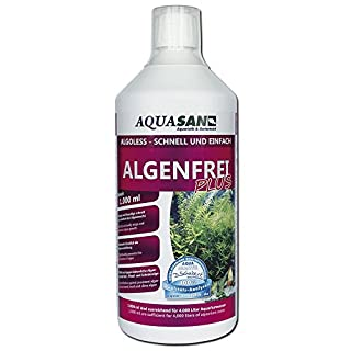 AQUASAN Algoless Algenfrei Plus 1.000 ml