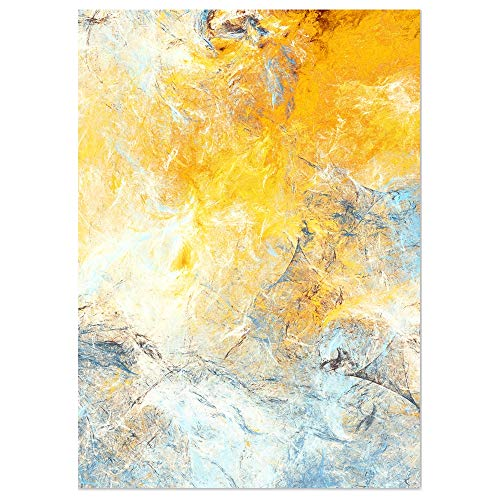 Jwkcm Tapis Antidérapant, Tapis De Salon Abstrait, Art Minimaliste Moderne, Convient À Une Chambre D'étude De Salon, Sept Tailles, Polyester,180 * 280CM