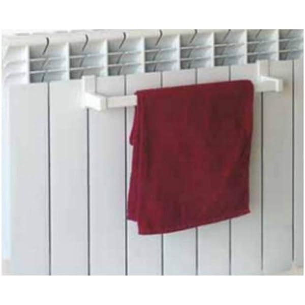 Si Agganciano Direttamente sul Radiatore o Termosifone Handy Picks Pomello per Appendere Asciugamani e Accappatoio Appendini Portasciugamani per Termoarredo