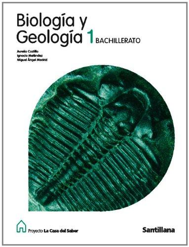 Proyecto la casa del saber, biología y geología, 1 bachillerato