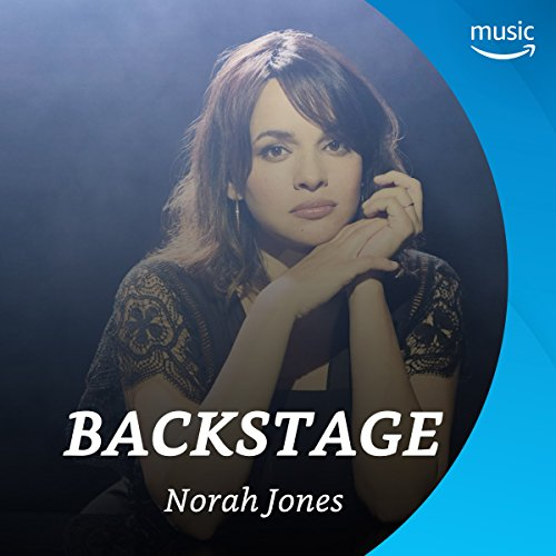 Backstage mit Norah Jones