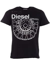 DIESEL homme T-shirt - 00s6fh 0r91b 100