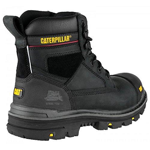 Cat Footwear - Calzature Di Sicurezza da unisex adulto Black