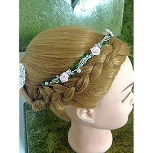 Haarkranz für Braut