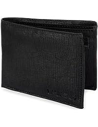 Laurels Foster Black Men's Wallet (Lw-Crs-02D)