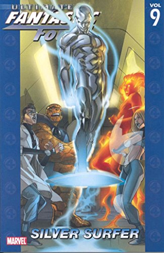 Ultimate Fantastic Four Volume 9: Silver Surfer TPB: Silver Surfer v. 9 (Graphic Novel Pb) by Pasqual Ferry (Artist), Mike Carey (2-Jan-2008) Paperback