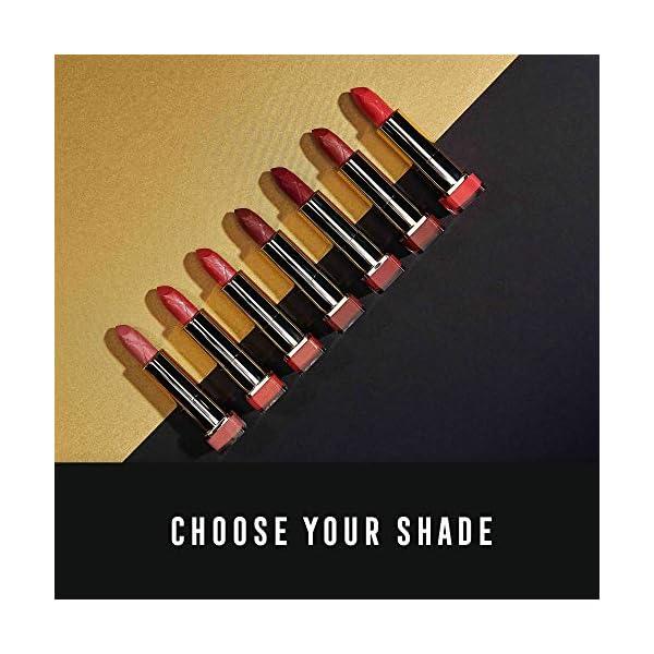 Max Factor Colour Elixir Lipstick, Barra de labios Tono 55, 29 ml